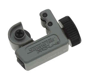 Superior Tool  1-1/8 in. Tubing Cutter  Gray  1 pc.