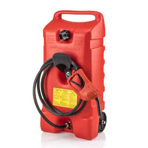 Scepter  Plastic  Portable Fuel Container  14 gal.