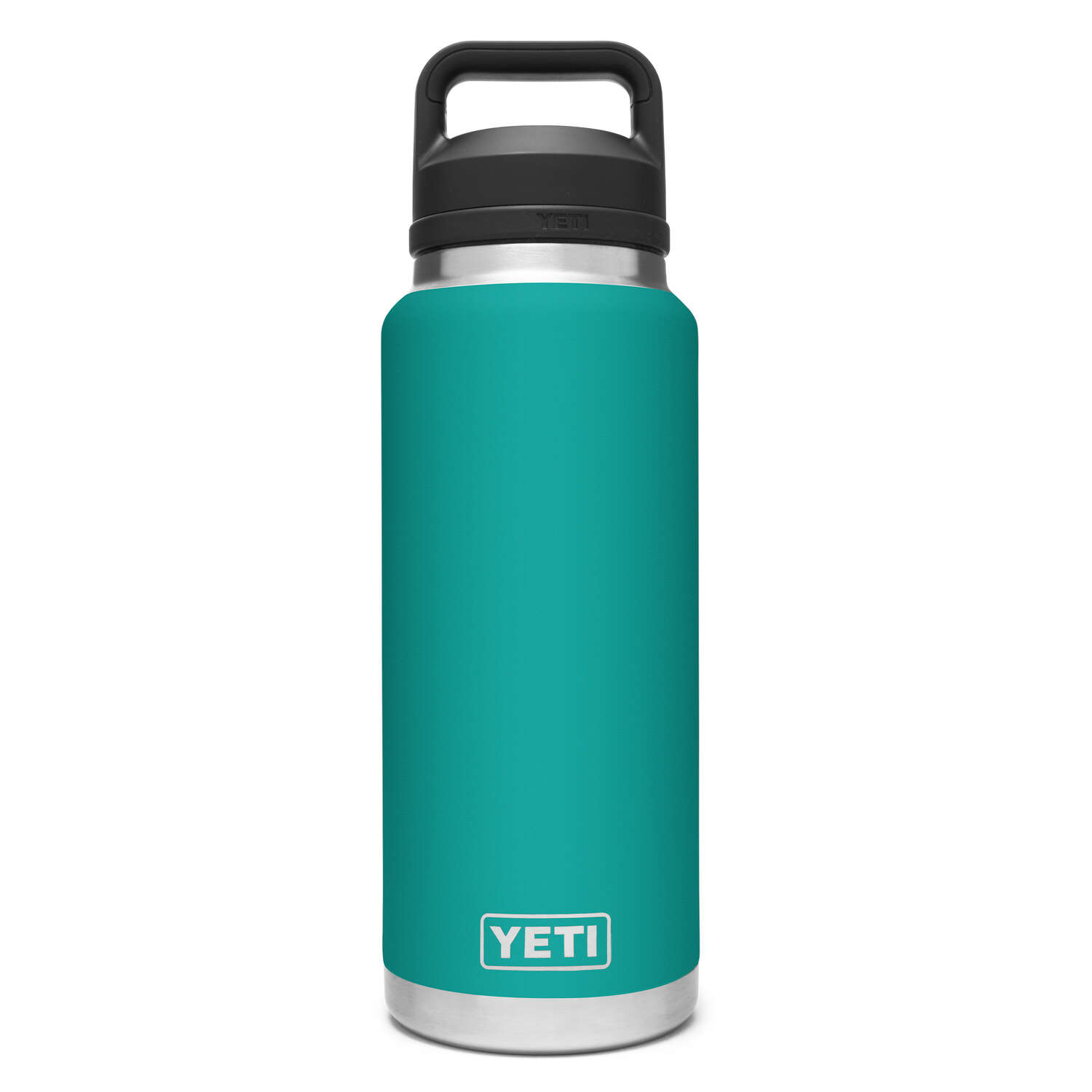 YETI Rambler 36 oz. Aquifer Blue BPA Free Vacuum Insulated Bottle