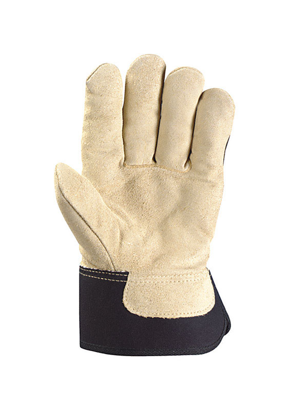 Wells Lamont  XL  Black/Brown  Gloves