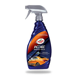 Turtle Wax  Ice  Liquid  Automobile Wax  20 oz. For Providing UV Protection To Help Prevent Paint Fa