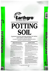 Earthgro  Organic Potting Soil  10 qt.