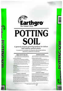 Earthgro  10 qt. Potting Soil  Organic