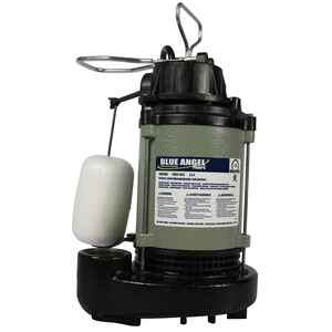 Wayne Pumps  Blue Angel  1/2 hp 5220 gph Cast Iron  Submersible Sump Pump
