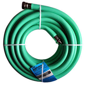 Swan  Country Club  1 in. Dia. x 100 ft. L Commercial  Green  Garden Hose