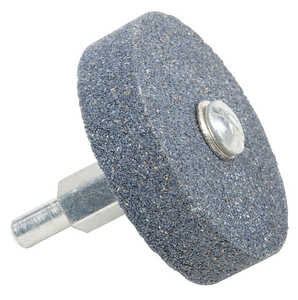 Forney  2 in. Dia. x 1/2 in. thick  Mounted Grinding Wheel  3450 rpm 1 pc.
