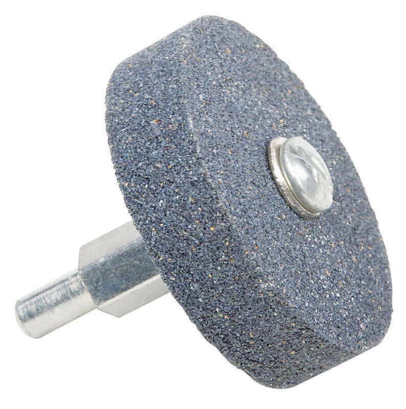 Forney  2 in. Dia. x 1/2 in. thick  Mounted Grinding Wheel  1 pc.