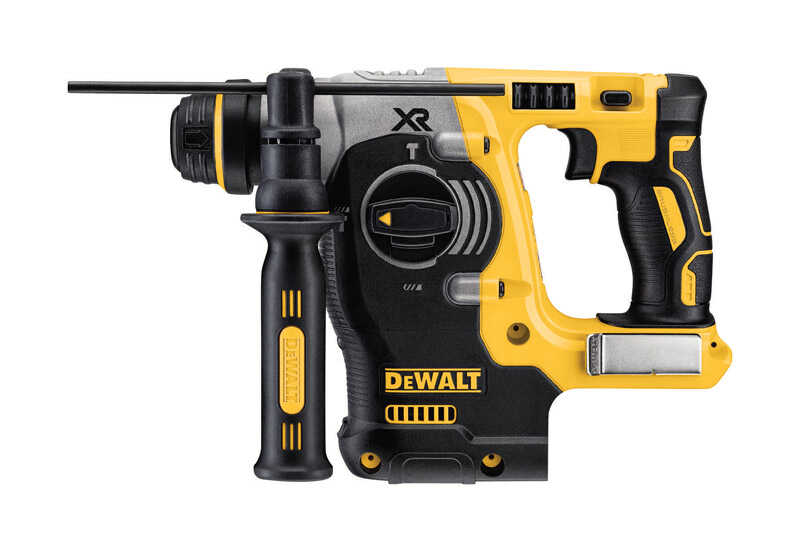 DeWalt  XR  20 volt Brushless  Cordless Hammer Drill  Bare Tool  1 in. Quick-Release  1100 rpm