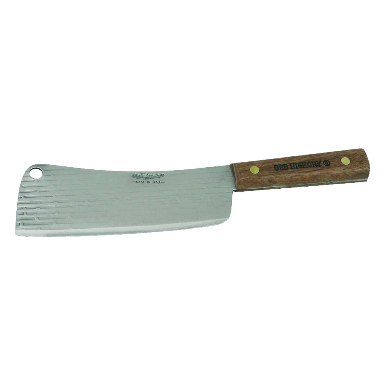 Ontario Knife  7 in. L Carbon Steel  Cleaver  1 pc.