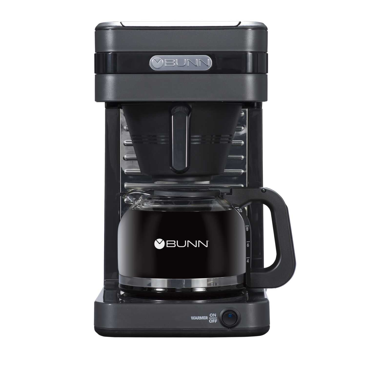 BUNN  Speed Brew  10 cups Gray  Coffee Maker