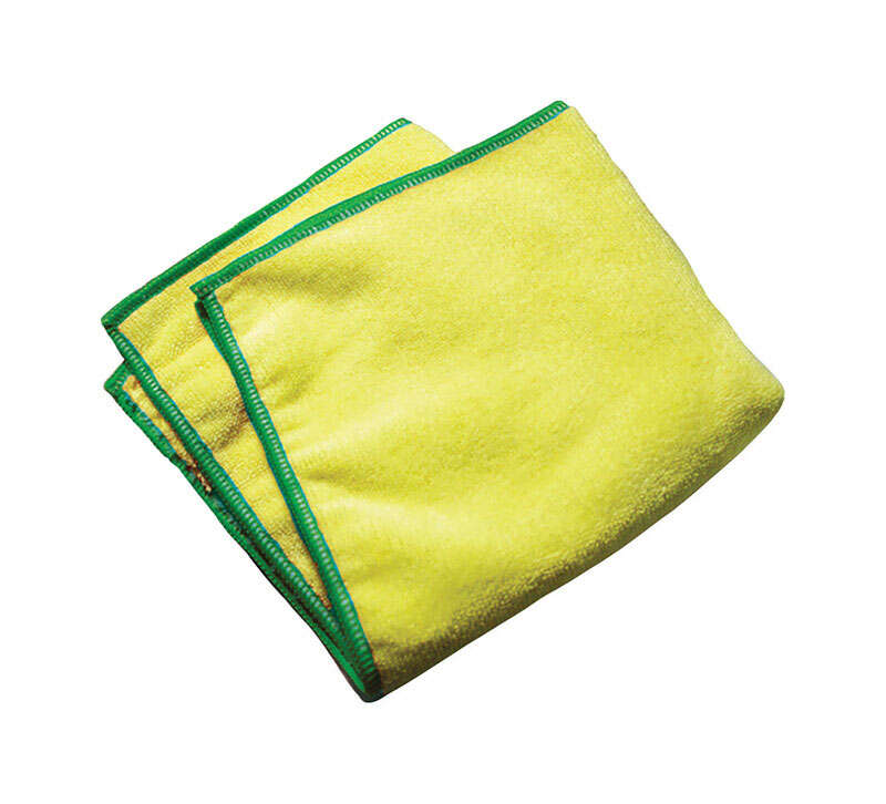E-Cloth  High Performance  Polyester, Polyamide/Polypropylene  Dusting Cloth  12-1/2 in. W x 12-1/2