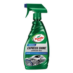 Turtle Wax  Express Shine  Liquid  Automobile Wax  16 oz. For All Finishes, All Finishes