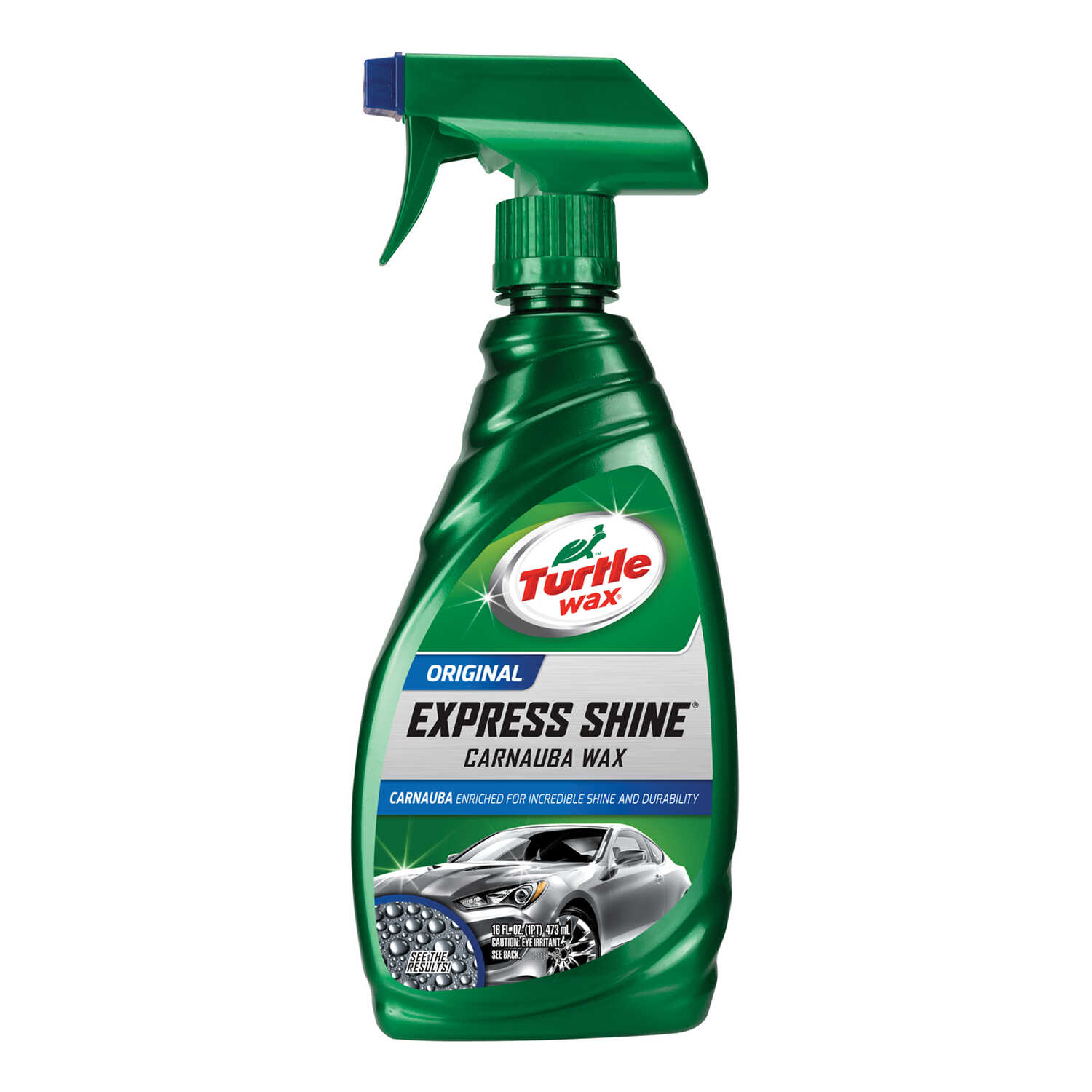 Turtle Wax  Express Shine  Liquid  Automobile Wax  16 oz.