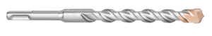 Milwaukee  M/2  1/2 in. Dia. x 6 in. L Carbide Tipped  SDS Plus  Masonry Bit  1 pc. SDS-Plus Shank