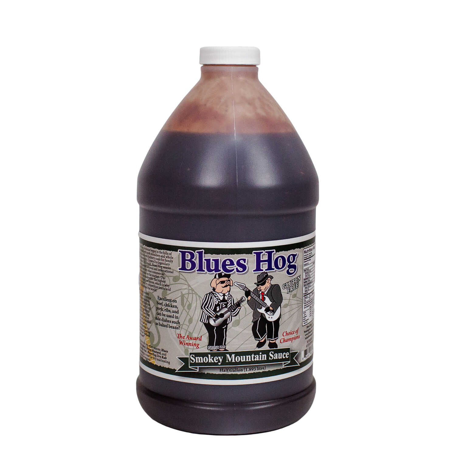 Blues Hog  Smokey Mountain  BBQ Sauce  64 oz.