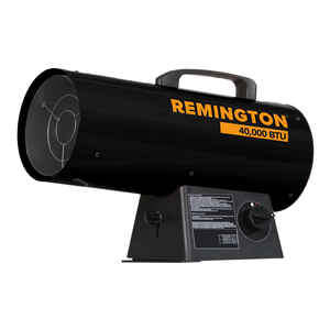 Remington  1000 sq. ft. Propane  Forced Air  Heater  40000 BTU