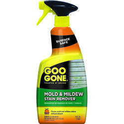 Goo Gone Mold and Mildew Stain Remover 24 oz.