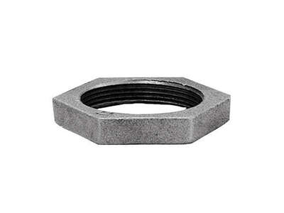 Anvil  1/4 in. FPT   Galvanized  Malleable Iron  Lock Nut