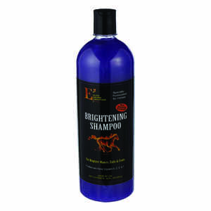 E3  Liquid  Brightening Shampoo  For Horse 32 oz.