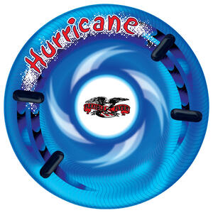 Flexible Flyer  Hurricane  Inflatable  PVC  Snow Tube  56 in.