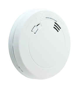 First Alert  Battery-Powered  Electrochemical/Photoelectric  Smoke and Carbon Monoxide Detector