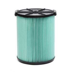 Craftsman  7.88  L x 7.88 in. W Wet/Dry Vac Filter  Green  1 pk