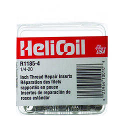 Heli-Coil 1/4 in. Stainless Steel Thread Insert 20
