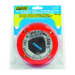 Seachoice Battery Selector Switch Plastic