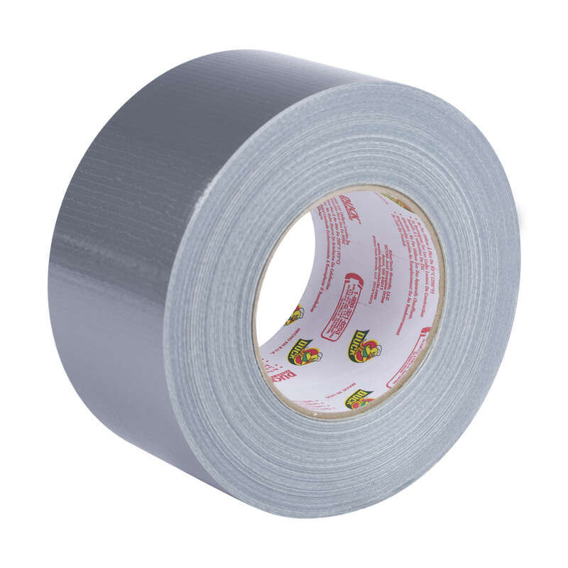 Duck Brand  180 ft. L x 2.83 in. W Gray  Duct Tape