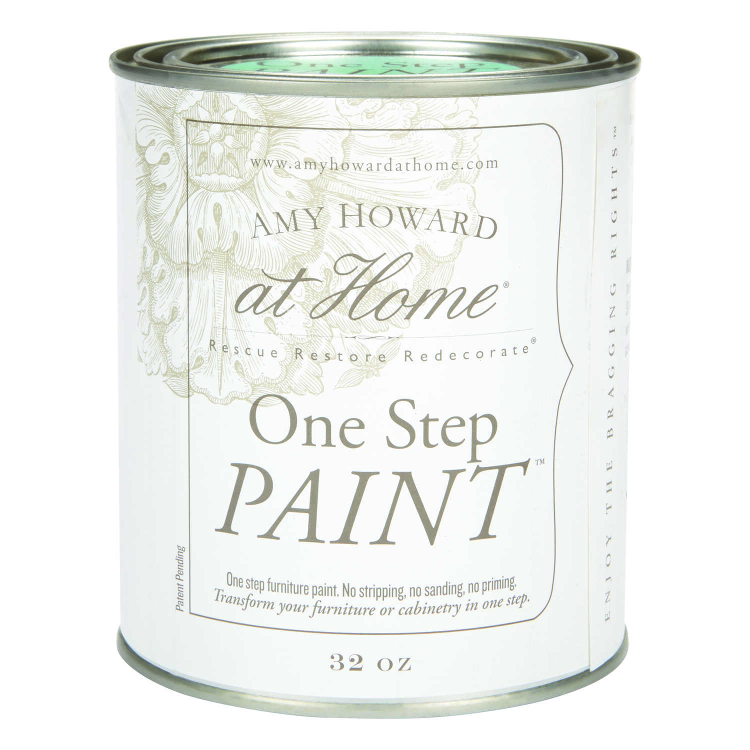 Amy Howard at Home  Barefoot In The Park  Latex  One Step Furniture Paint  32 oz.