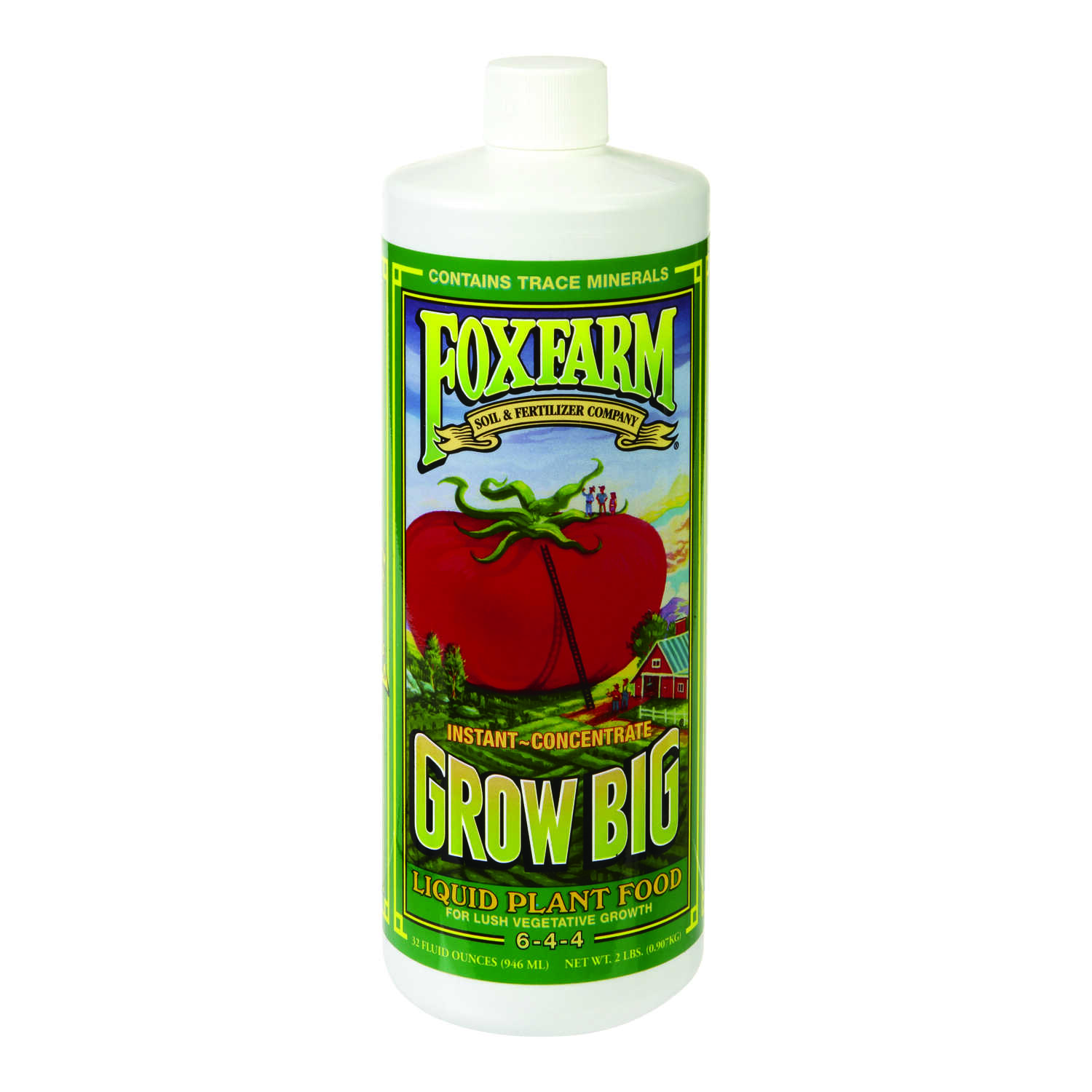 FoxFarm  Grow Big  Fertilizer  32 oz.