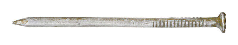 Ace  4D  1-3/8 in. L Sinker  Steel  Nail  Checkered Head Smooth Shank  1 lb.