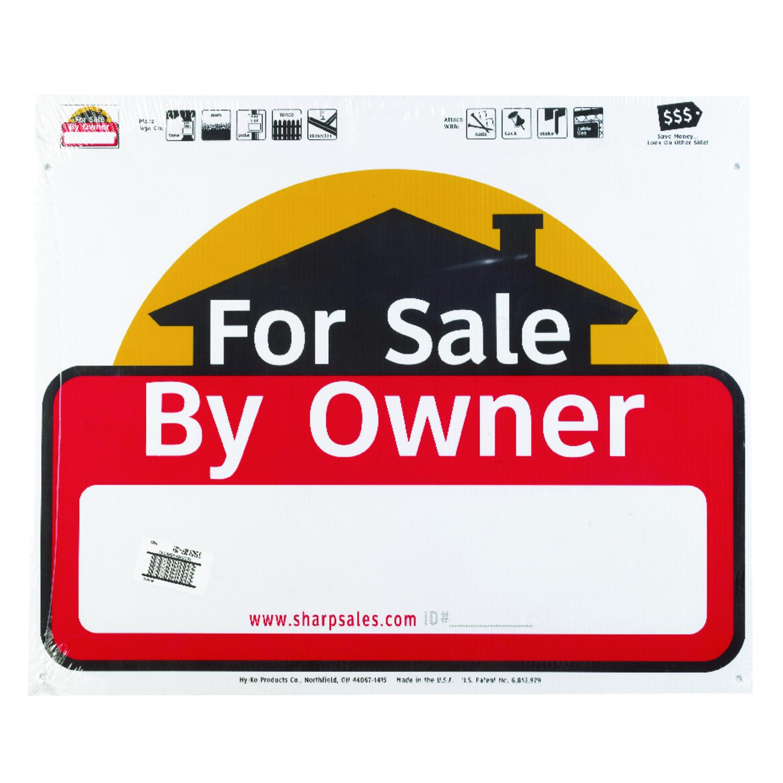 """Hy-Ko English NO HUNTING Sign Aluminum 10/"""" x 14/"""" NEW 806 Set Of 4"""
