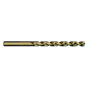 Milwaukee  RED HELIX  5/32 in. Dia. x 3-1/8 in. L Cobalt Steel  THUNDERBOLT  Drill Bit  1 pc.