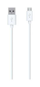 Belkin  MIXIT UP  4 ft. L x 4 ft. L For Android White  Cell Phone Charger