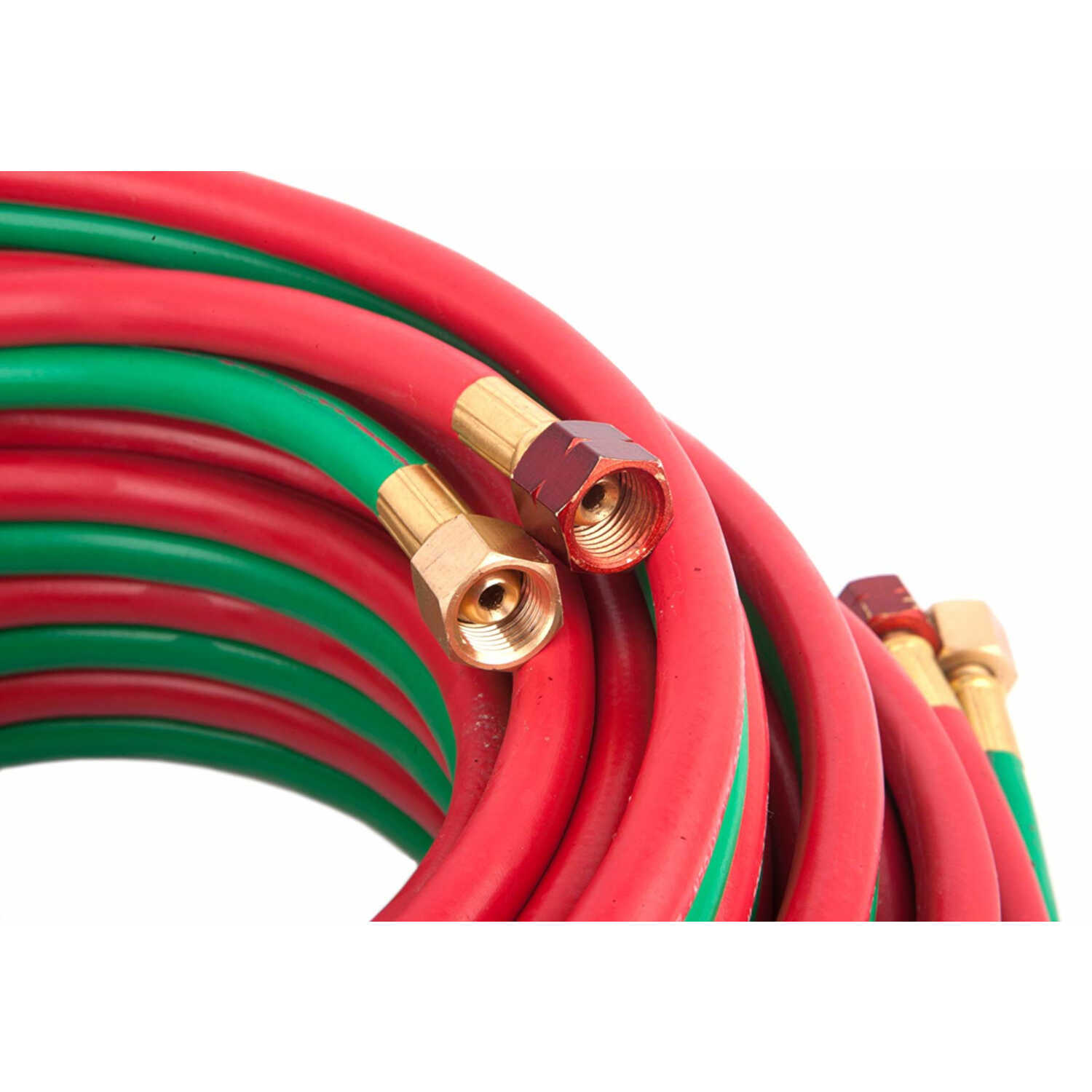 Forney  50 ft. L Oxy-Acetylene Hose  1 pc.