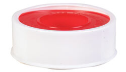 AA Thread Seal Red 520 in. L x 1/2 in. W Thread Seal Tape