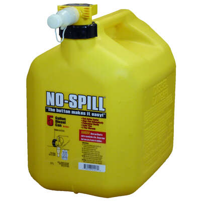 No Spill Plastic Diesel Can 5 Gal Ace Hardware
