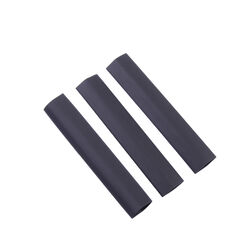 Gardner Bender 1/2 in. Dia. Heat Shrink Tubing Black 3 pk