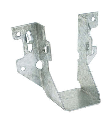 Simpson Strong-Tie  3.13 in. H x 1.56 in. W 18 Ga. Galvanized Steel  Joist Hanger
