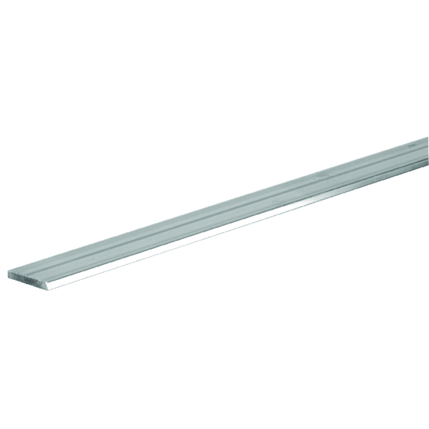Boltmaster  0.125 in.  x 2 in. W x 6 ft. L Weldable 5 pk Aluminum Flat Bar
