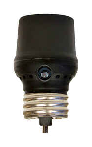 Amertac  Bronze  Photoelectric  Light Control  1 pk