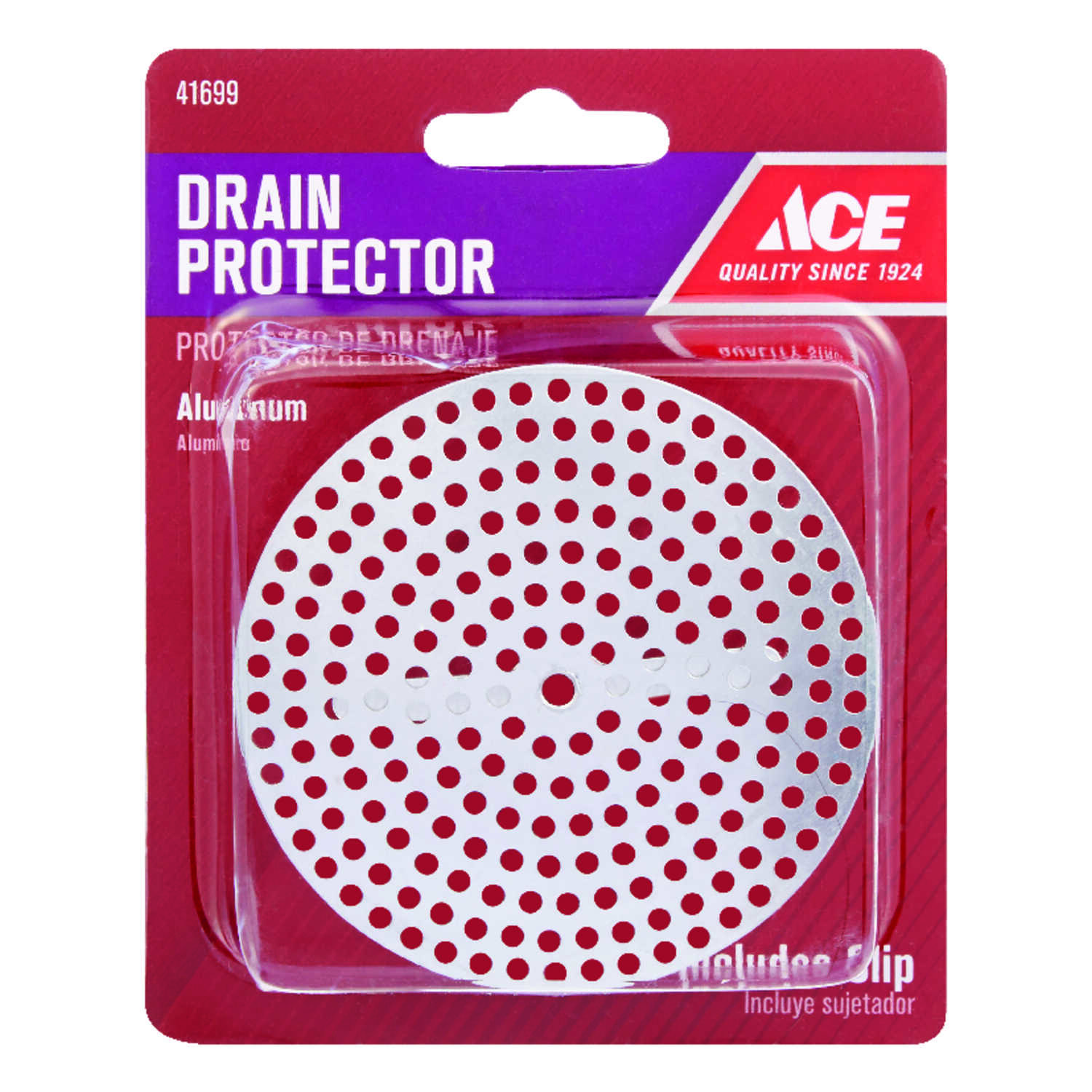 Ace  1-5/8 in. Dia. Sink Drain Protector