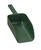 Poly Pro Tools  Plastic  Green  32oz  Hand Scoop