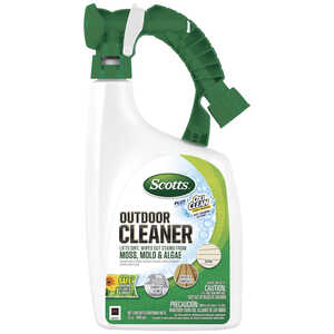 Scotts  OxiClean  Outdoor Cleaner  32 oz. Liquid