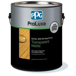Sikkens  ProLuxe Cetol SRD RE  Transparent  Matte  Natural  Oil-Based  Oil-Based  All-in-One Stain a