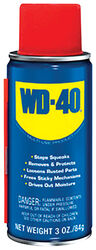 WD-40 General Purpose Lubricant Spray 3 oz.