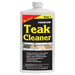 Star Brite  Teak Cleaner  Liquid  32 oz