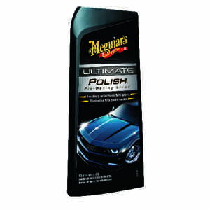 Meguiar's  Ultimate Polish Pre-Waxing Glaze  Liquid  Automobile Polish  For Eliminating Fine Swirl M