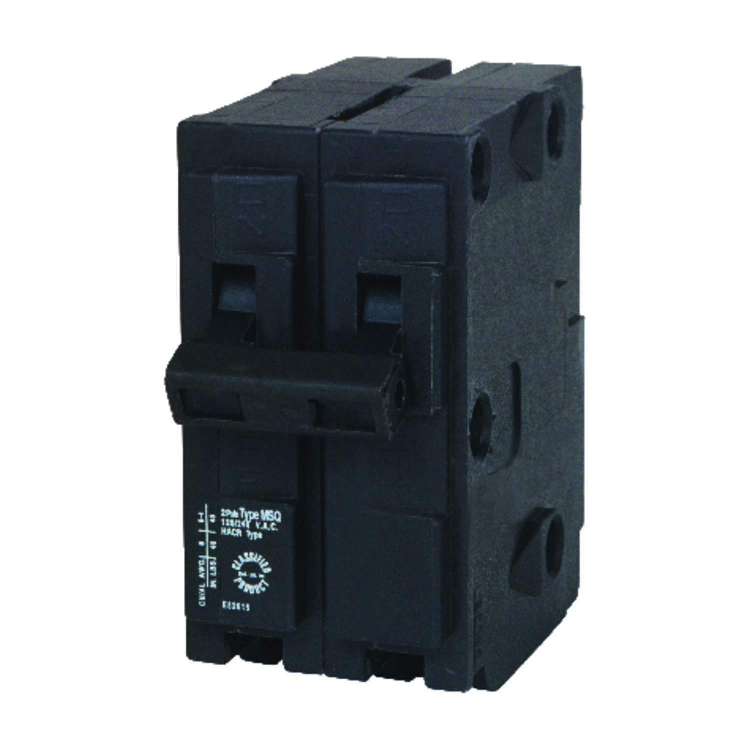 Murray  MSQ  50 amps Double Pole  Circuit Breaker